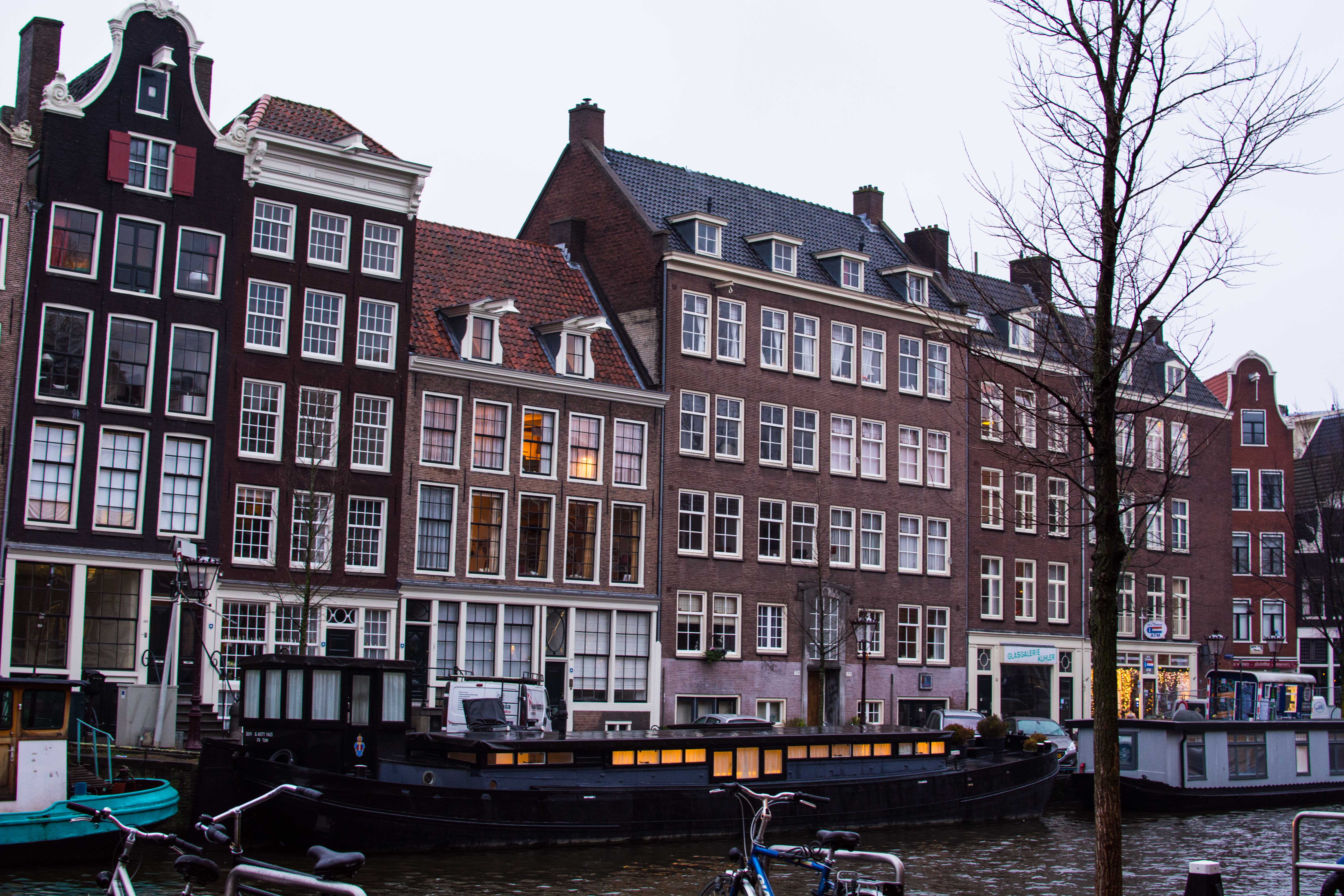 Amsterdam the nomadic lifestyle for Museum amsterdam