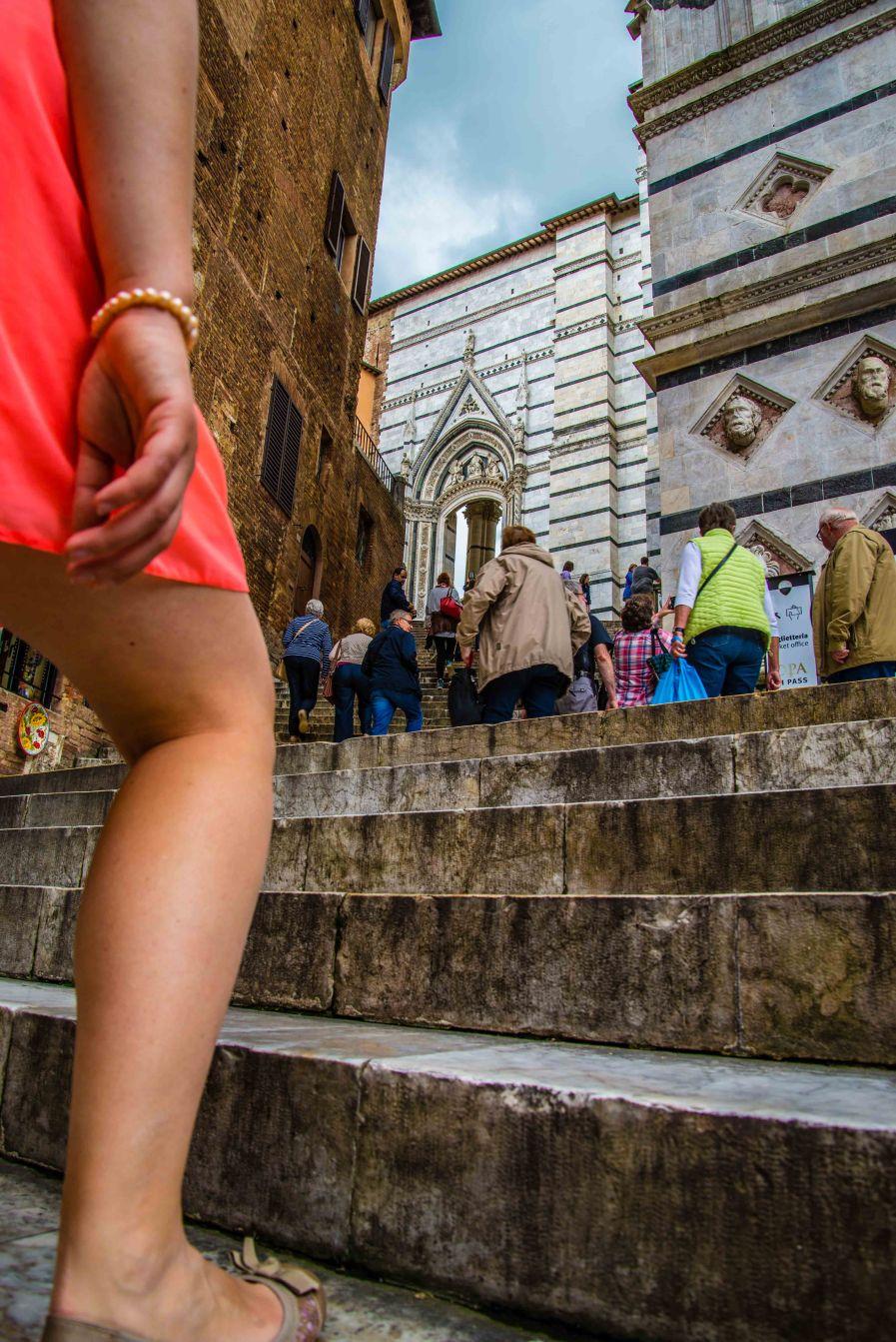 Duomo Stairs